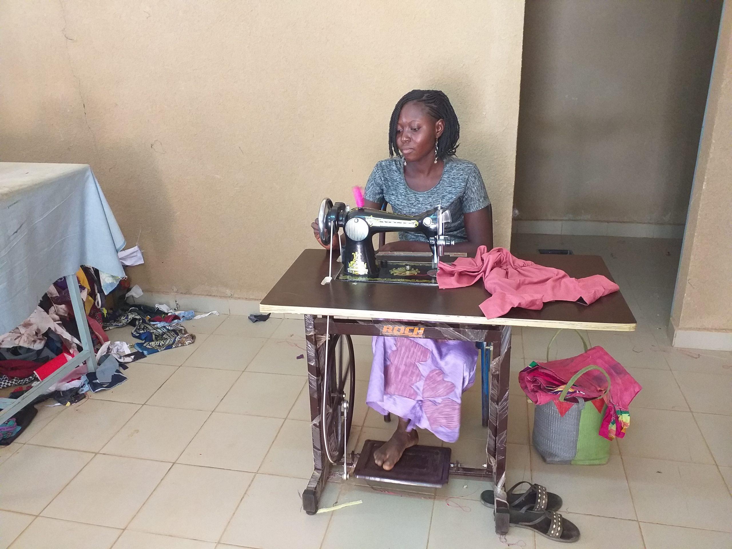 CONGO Ousmina Temoignage